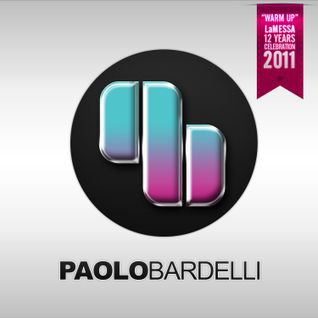 "Paolo Bardelli ""warm up"" La messa 12 year celebration 2011"