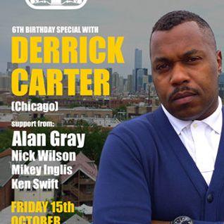 Derrick Carter - Live @ Telefunken, Cabaret Voltaire (15-10-2009)