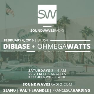Episode 353 - Dibiase & Ohmega Watts - February 6, 2016