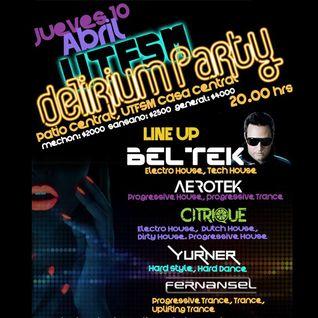 Fernansel Live - UTFSM Delirium Party 2014 - 10.04.2014