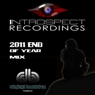 introspect recordings 90 min end of year mix - digit@l buddha