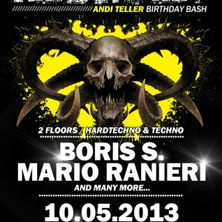 Hard Impact / Andi Teller B-Day @ Günes Theater