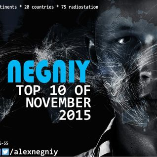Alex NEGNIY - Trance Air - TOP10 of NOVEMBER 2015 [English vers]