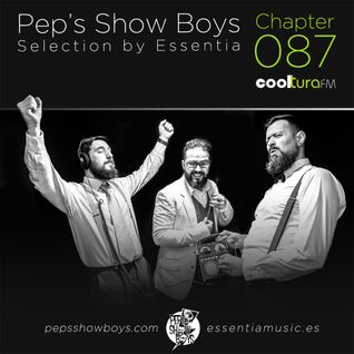 Chapter 087_Pep's Show Boys Selection by Essentia at Cooltura FM