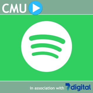 CMU Podcast: Spotify, T In The Park, Cür Music, B.o.B