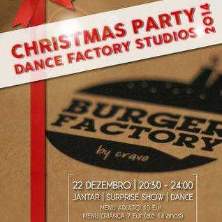 Dance Factory Xmas Party 2014 Live Set