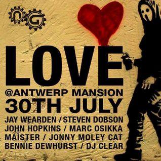 Summer Love @ Antwerp Mansion