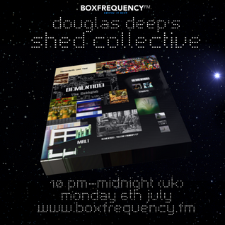 Douglas Deeps Radio Show #17 06/07/15 - Dementio 13