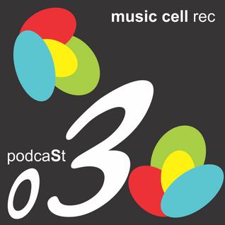 music cell rec podcas #03 ( dj \ fulan perez )