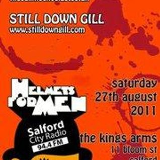 Salford Music Scene - 23rd August 2011