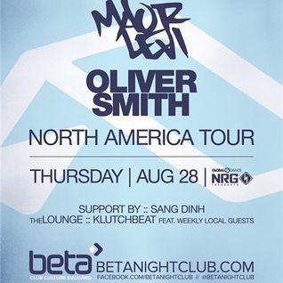 Maor Levi - Live @ Beta Nightclub (Denver) - 28.08.2014