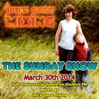 JGM368: The Sunday Show (30th March 2014)