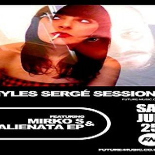 Mirko S. @ The Myles Sergé Sessions  On Future Music Archives. MSS-15. June 25 2011