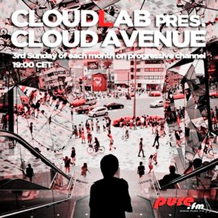 CloudLab & Glücksmelodie - Cloud Avenue 007 on Pure.FM Radio 15/03/2015
