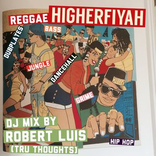 Higher Fiyah DJ Mix by Robert Luis