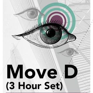 Move D @ Notsosilent - La Cheetah Club Glasgow (30-11-2013)