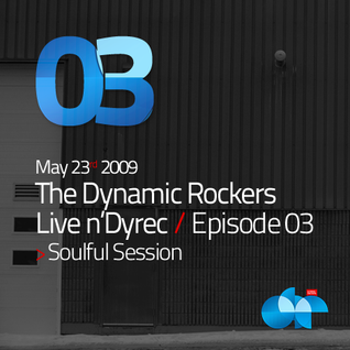 LIVE n'DYREC Radio Show – Episode #03 – Soulful Session 2