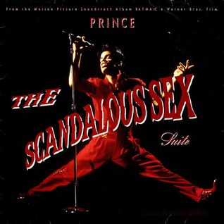Prince The Scandalous Sex Suite Featuring Kim Basinger