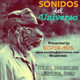 210.-SONIDOS DEL UNIVERSO RadioShow@Superasis Live NYC Techno#21st October 2016