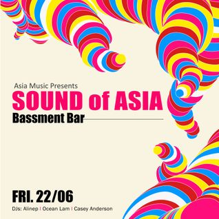 Alinep at Bassment, Hongkong :: June 22, 2012 0200AM