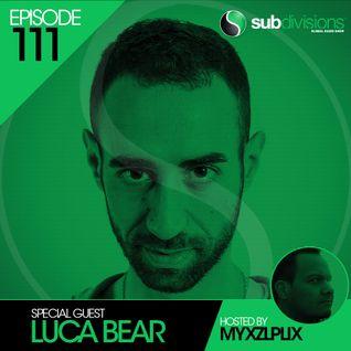 SGR111 Luca Bear & Myxzlplix