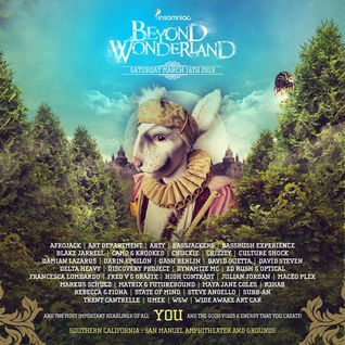 Live at Beyond Wonderland [Mar 16, 2013]