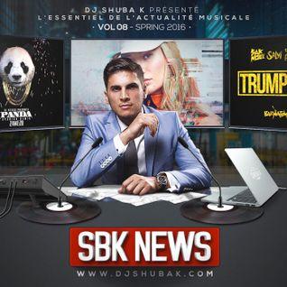 SBK NEWS #8 - SPRING EDITION 2K16