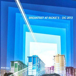 Breakfast at Rickie's [DIC 2013]