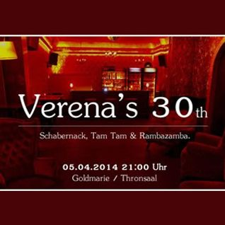 Dave McKay @ Verenas 30. Bday Afterhour - Funky-Groovy-Freetech - 05.04.2014