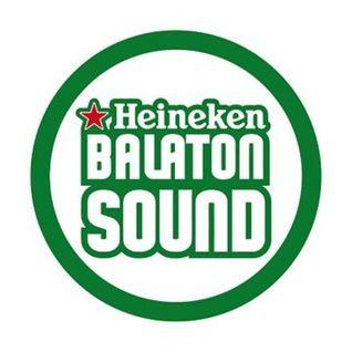 Fritz Kalkbrenner - Live @ Balaton Sound 2012 (Hungary) - 13.07.2012
