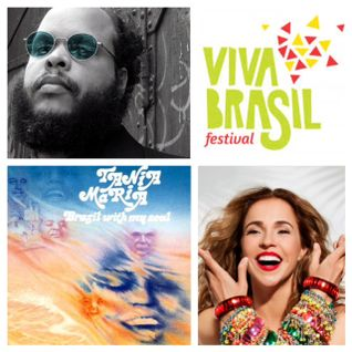 Episodes #161 (Viva Brasil pt. 2! With Marcos Valle, Azymuth, Tania Maria, André Rio & more)
