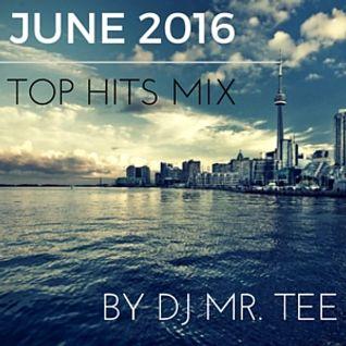 JUNE 2016 TOP HITS MIX