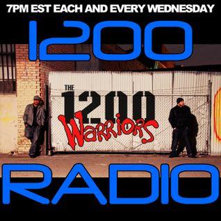 DJ CHOCO@1200 RADIO 12.5.2012