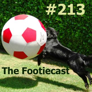 Toadcast #213 - The Footiecast