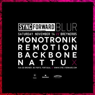 Remotion @ Sync Forward Blur, Breyner85 (14.11.2015)