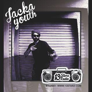 Jacka Youth Reggae Mix special Ladies on #13StarzRadio