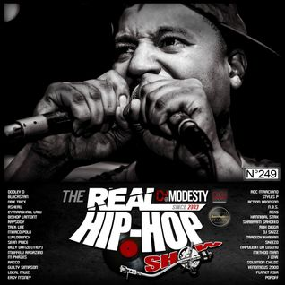 DJ MODESTY - THE REAL HIP HOP SHOW N°249