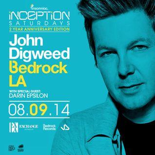Live @ Bedrock LA w/ John Digweed [Aug 9 2014]