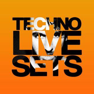 Marco Faraone Dj Mix - Techno For Humanity (IKON, Antwerp) - 17-09-2015