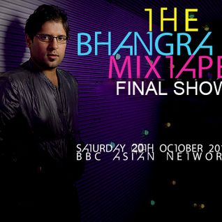 Sonnyji Presents The Bhangra Mixtape (Final Broadcast) - BBC Asian Network Show