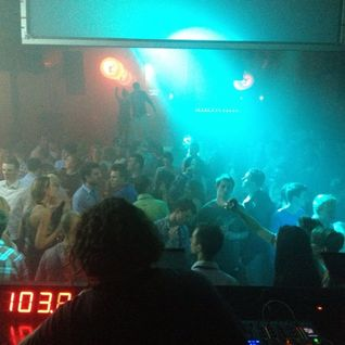 Closing @ café d'Anvers 01.11.14