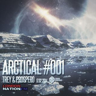 Arctical #001 @ London Nation FM