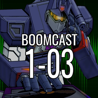 The Boomcast 1-03: Redacted