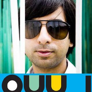 Guy J - Live @ Warung Beach, Brazil (13-01-2012)