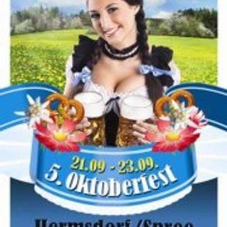 Charity and Elektronic Beat Brothers - Oktoberfest Hermsdorf