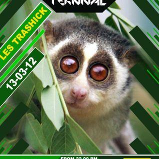 LES TRASHICK @ Alè Le Teknival - Issue n° 10 - 13 mar 2012