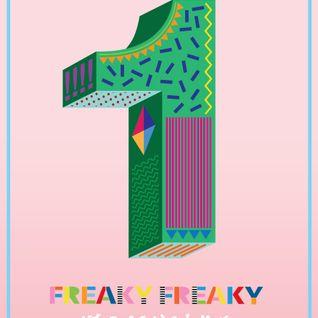 IHFM017: Sam 'Stubz' Murray - Freaky Freaky 1st Birthday Mix