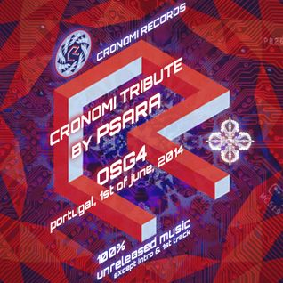 Cronomi Tribute by Psara @ OSG4, 1st of June, 2014