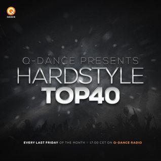 Q-dance Presents- Hardstyle Top 40 - June 2015