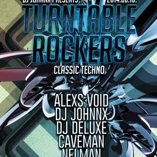 Art Style: Techno | DJ Johnnx Presents : Turntable Rockers : Caveman